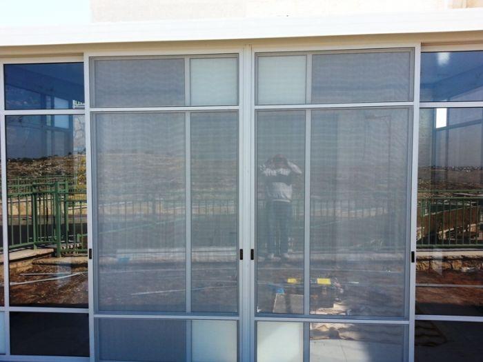 הגדול רשתות נגד יתושים,רשתות לחלונות - אלום קריסטל GU-68